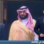 فيديو| محمد بن سلمان يلتقي أوباما في البيت الأبيض