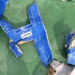 فيديو  العثور على أهم جزء في الصندوق الأسود الثاني للطائرة المصرية