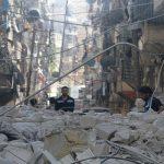 28 قتيلا مدنيا في قصف للمعارضة السورية على حلب