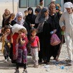 موجة نزوح المدنيين من الموصل قد تبدأ خلال أقل من أسبوع