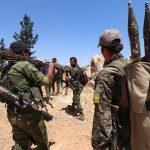 متشددون في سوريا يهاجمون مقاتلي المعارضة المشاركة في محادثات أستانة