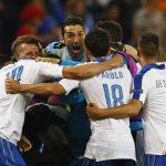 أنظار إيطاليا تتحول سريعا إلى الفوز باللقب الأوروبي