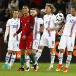 يورو 2016: الأيسلنديون يردون على «تعجرف» رونالدو: لا يتقبل الخسارة
