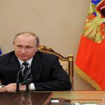 بوتين يلتقي قادة الاتحاد الأوروبي والأمم المتحدة خلال منتدى روسيا الاقتصادي