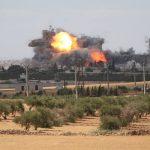 استمرار القصف التركي على ريف حلب شمال سوريا