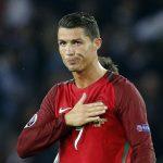 رونالدو يهدر ركلة جزاء لتتعادل البرتغال مع النمسا