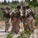 مقتل 6 أشخاص في حلب وتقدم لقوات سوريا الديمقراطية في منبج