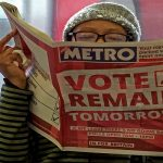 البريطانيون لأوروبا قبل الاستفتاء.. ارفعوا أياديكم عن أكياس الشاي والقفازات