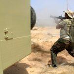 قوات حفتر تعلن السيطرة على حي في بنغازي