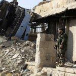 قوات سوريا الديمقراطية تتقدم في الأحياء الجنوية لمدينة منبج