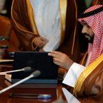 ولي ولي العهد السعودي يبحث أسواق النفط مع وزير الطاقة الأمريكي