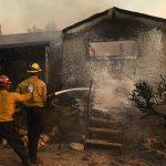 حرائق الغابات تدمر 150 منزلا في كاليفورنيا والعدد مرشح للزيادة