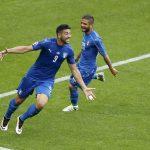 صور| إيطاليا تطيح بإسبانيا حاملة اللقب وتقابل ألمانيا في دور الثمانية
