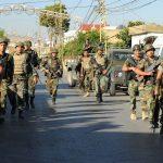 الجيش اللبناني: سنطلق النار تجاه أي مسلح في «خلدة»