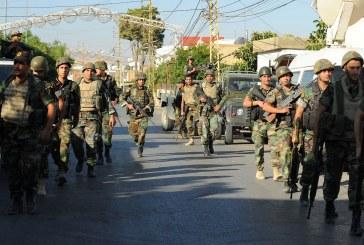 «داعش» يفجر موقعا للجيش اللبناني شمال البلاد