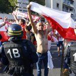 الشرطة الفرنسية تفض اشتباكات خارج استاد مرسيليا