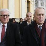 فرنسا وألمانيا يدعوان إلى تعزيز «الوحدة السياسية» في أوروبا