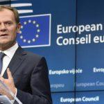 فيديو| تاسك: بقاء بريطانيا بالسوق الأوروبية يشترط احترامها للحريات الأربعة