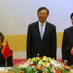 أكبر دبلوماسي صيني يصل فيتنام وسط توتر العلاقات