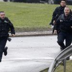 فيديو  ضبط جسم مشبوه قرب مقر الاتحاد الأوروبي ببروكسل