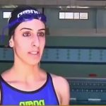 فيديو  رغم نقص الدعم.. سباحة فلسطينية ستشارك في أولمبياد البرازيل