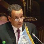 فيديو| ولد الشيخ يعلق المفاوضات اليمينة لمدة أسبوعين