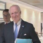 فيديو| دي ميستورا: موعد استئناف المفاوضات السورية لم يتحدد حتى الآن