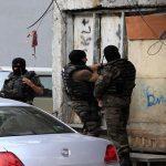 الشرطة التركية تداهم خلايا لتنظيم «داعش» في أزمير واسطنبول