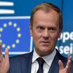 توسك: ندعم قبرص في نزاعها مع تركيا بشأن عمليات التنقيب