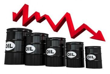 النفط يواصل الهبوط دون 56 دولارا بعد قفزة في المخزون الأمريكي