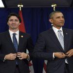 ترودو يستقبل أوباما في زيارة يخيم عليها خروج بريطانيا من أوروبا