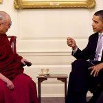أوباما يستقبل الدلاي لاما في البيت الأبيض متحديا بكين