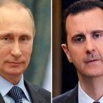 روسيا ستؤيد خروج الأسد من سوريا..لكن ليس الآن
