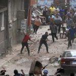 إنفوجرافيك: المنيا عاصمة الحوادث الطائفية في مصر