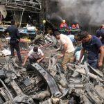 7 قتلى بهجمات إرهابية في بغداد
