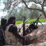 المعارضة السوريةتسيطر على بلدة من قوات الحكومة