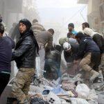 المرصد السوري: مقتل 19 مدنيا بقصف على حلب