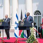 صور| نتنياهو يزور دول حوض النيل.. ويبحث انضمام إسرائيل للاتحاد الأفريقي