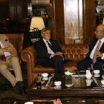 وفد برلماني بريطاني: سنتحدث مع تريزا ماي بشأن عودة السياحة إلى مصر