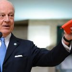 دي ميستورا: لا أستطيع إلغاء مفاوضات جنيف
