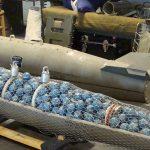 هيومان رايتس ووتش تتهم روسيا وسوريا باستخدام قنابل عنقودية