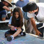 الطفلة السورية تاليا باشا تواجه ترامب في Election Day