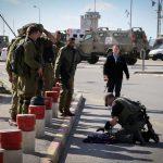 قوات الاحتلال تطلق النار على فتاة عند حاجز قرب القدس المحتلة