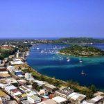 زلزال بقوة 6 درجات يضرب جمهورية فانواتو في المحيط الهادىء