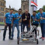 مصريون يفوزون بالمركز الأول في مسابقة ناسا لتصنيع «روبوت فضائي»