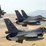 مقتل 12 مسلحا كرديا بقصف جوي شرق تركيا