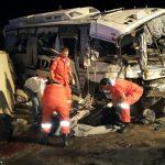 36 قتيلا في حادث اصطدام بين حافلة وشاحنة في كينيا