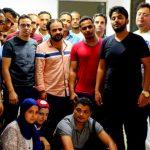 صحفيو «دوت مصر» المفصولون ينظمون وقفة احتجاجية على سلالم النقابة الخميس