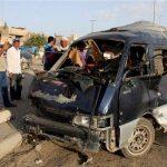 مصرع 23 عراقيا بحادث سير مروع قرب مدينة الكوت جنوب شرق بغداد