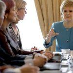 برلمان اسكتلندا يرفض مشروع قانون خروج بريطانيا من الاتحاد الأوروبي